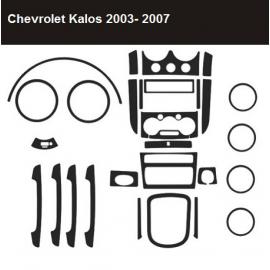 Dekor interiéru Chevrolet Kalos 2003-2007