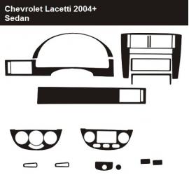 Dekor interiéru Chevrolet Lacetti Sedan 2003-
