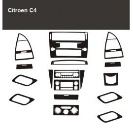 Dekor interiéru Citroen C4 2004-2010