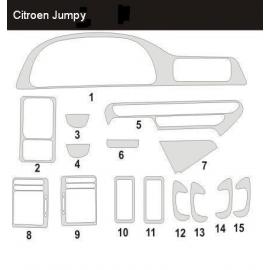 Dekor interiéru Citroen Jumpy 1996-