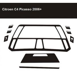 Dekor interiéru Citroen C4 Picasso 2006-