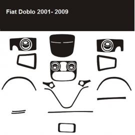Dekor interiéru Fiat Doblo 2001-