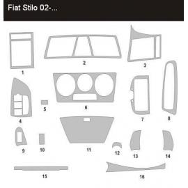 Dekor interiéru Fiat Stilo 2001-2007