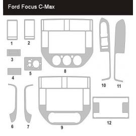 Dekor interiéru Ford C-MAX 2003-2010