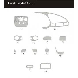 Dekor interiéru Ford Fiesta MK4 1996-1999