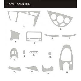 Dekor interiéru Ford Focus I 1998-2004