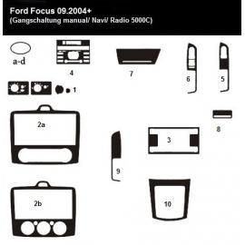 Dekor interiéru Ford Focus II 2004-