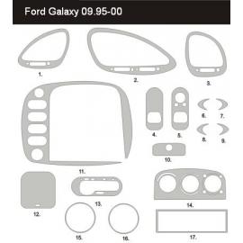 Dekor interiéru Ford Galaxy 1995-2000