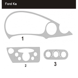 Dekor interiéru Ford KA 1997-2009
