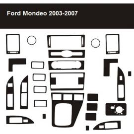 Dekor interiéru Ford Mondeo 2003-2007