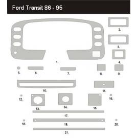 Dekor interiéru Ford Transit 1986-1995