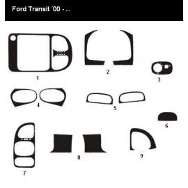 Dekor interiéru Ford Transit 2000-
