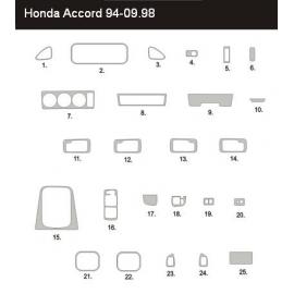 Dekor interiéru Honda Accord 1994-1998