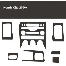 Dekor interiéru Honda City 2006-