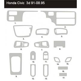 Dekor interiéru Honda Civic V 1991-1995
