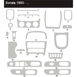 Dekor interiéru Hyundai Sonata 1993-1996