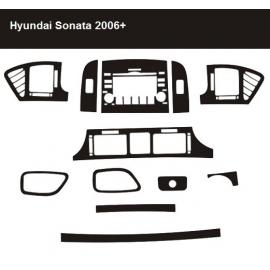 Dekor interiéru Hyundai Sonata 2005-2010