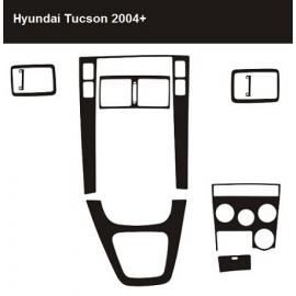 Dekor interiéru Hyundai Tuscon 2004-