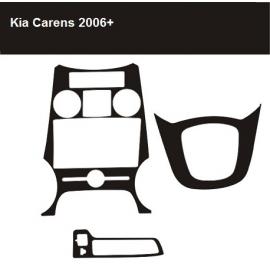 Dekor interiéru KIA Carens 2006-