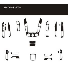 Dekor interiéru KIA Cee'd 2006-