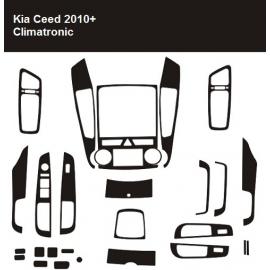 Dekor interiéru KIA Cee'd CLIMATRONIC 2010-