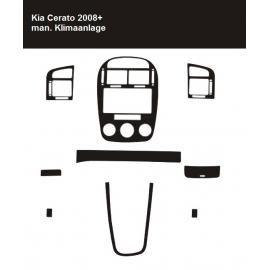 Dekor interiéru KIA Cerato CLIMATRONIC 2008-