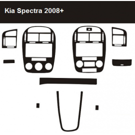 Dekor interiéru KIA Spectra 2008-