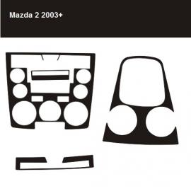 Dekor interiéru Mazda 2 2003-