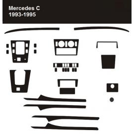 Dekor interiéru Mercedes C W202 1993-1997