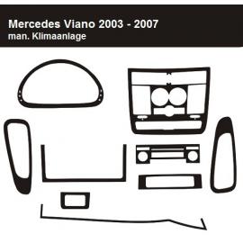 Dekor interiéru Mercedes Viano W639 2003-2007