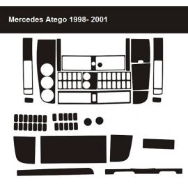 Dekor interiéru Mercedes Atego 1998-2001