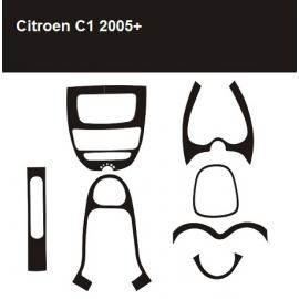 Dekor interiéru Citroen C1 2005-