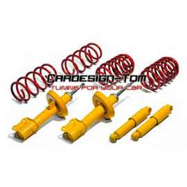 Sportovní podvozek TA Technix Honda Civic Typ EJ6,8,9/EK1,3,4 60/40 ne pro V-Tec, 5d, Kombi, Nivo