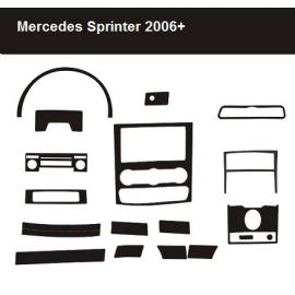 Dekor interiéru Mercedes Sprinter 2006-