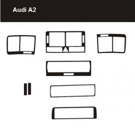 Dekor interiéru Audi A2 1999-2005