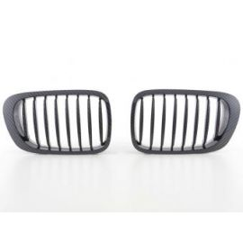FK přední maska, ledvinky BMW 3er Coupe Typ E46 r.v. 97-02 Carbon Look