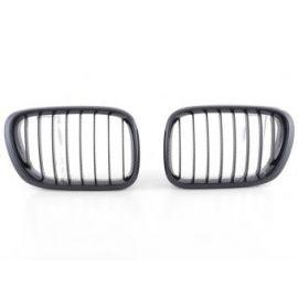 FK přední maska, ledvinky BMW X5 Typ E53 r.v. 99-03 Carbon Look