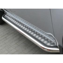 Boční nášlapy / ochranný rám Mercedes G W460 1979-1992
