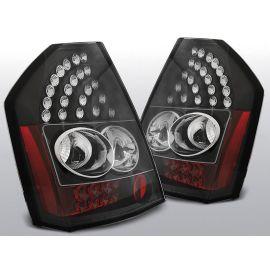 Zadní světla LedkovéCHRYSLER 300C/300 09-10 BLACK LED
