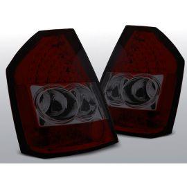 Zadní světla LedkovéCHRYSLER 300C/300 09-10 RED SMOKE LED