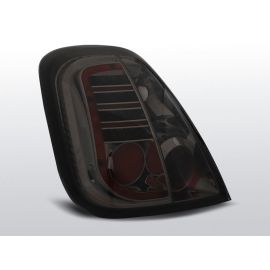 Zadní světla LedkovéFIAT 500 07- SMOKE LED