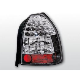 Zadní světla LedkovéHONDA CIVIC 09.95-02.01 3D BLACK LED