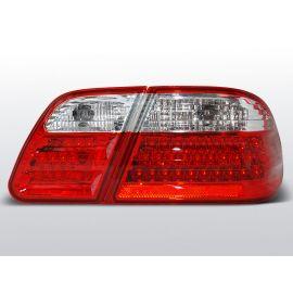 Zadní světla LedkovéMERCEDES W210 95-03.02 RED WHITE LED