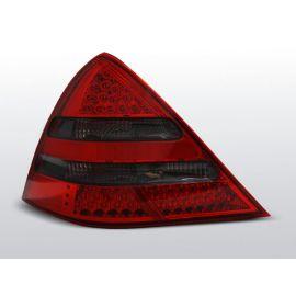 Zadní světla LedkovéMERCEDES R170 SLK 04.96-04 RED SMOKE LED
