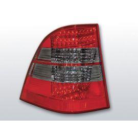 Zadní světla LedkovéMERCEDES W163 ML M-KLASA 03.98-05 RED SMOKE LED