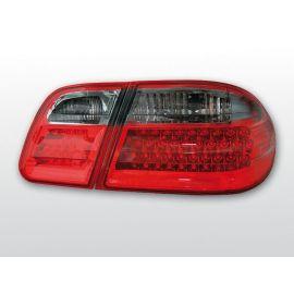 Zadní světla LedkovéMERCEDES W210 E-KLASA 95-03.02 RED SMOKE LED