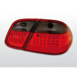 Zadní světla LedkovéMERCEDES W208 CLK 03.97-04.02 RED SMOKE LED