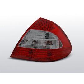 Zadní světla LedkovéMERCEDES W211 E-KLASA 03.02-04.06 RED SMOKE LED