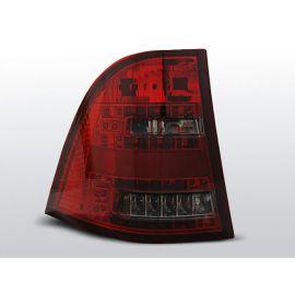 Zadní světla LedkovéMERCEDES W163 ML M-KLASA 03.98-05 RED SMOKE RED
