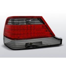 Zadní světla LedkovéMERCEDES W140 95-10.98 RED SMOKE LED